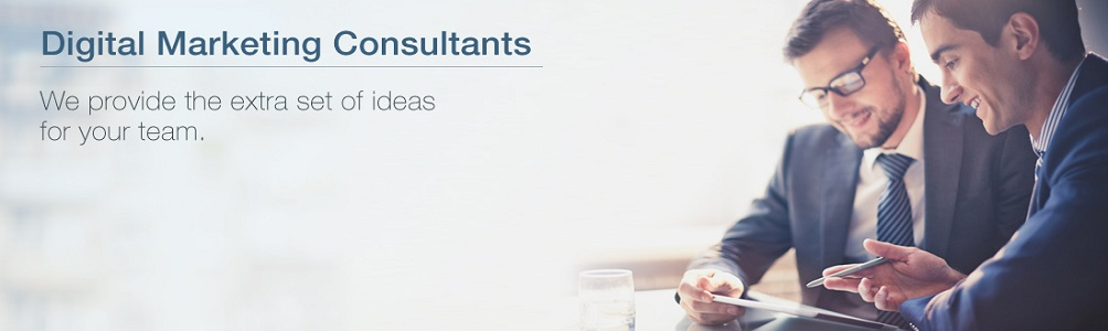digital marketing consultanta