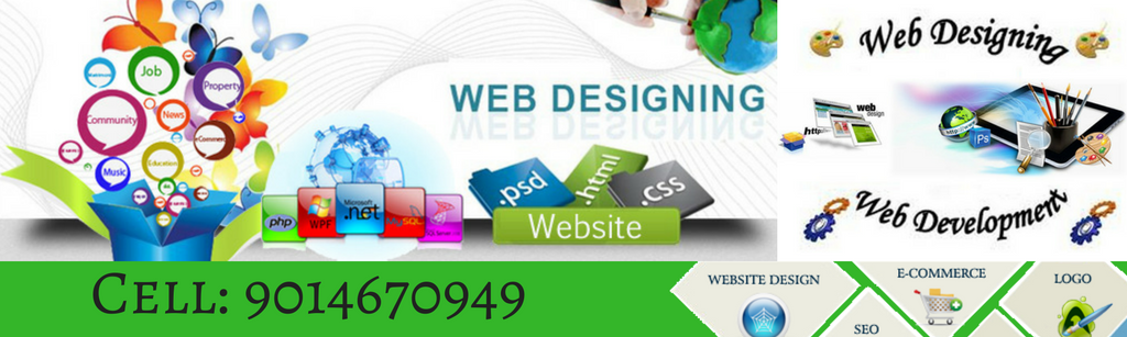 Website Desining company in india