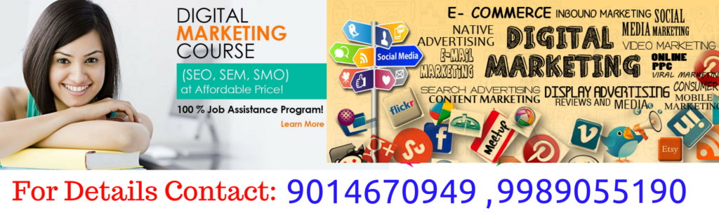 Digital Marketing Training in Karimnagar